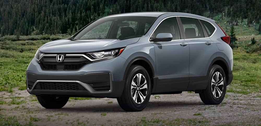 What's in the 2022 Honda CR-V Special Edition?