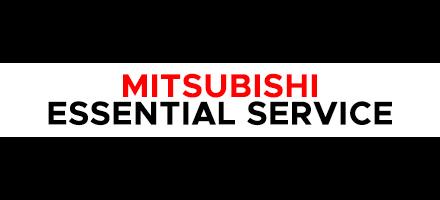 Mitsubishi Essential Service