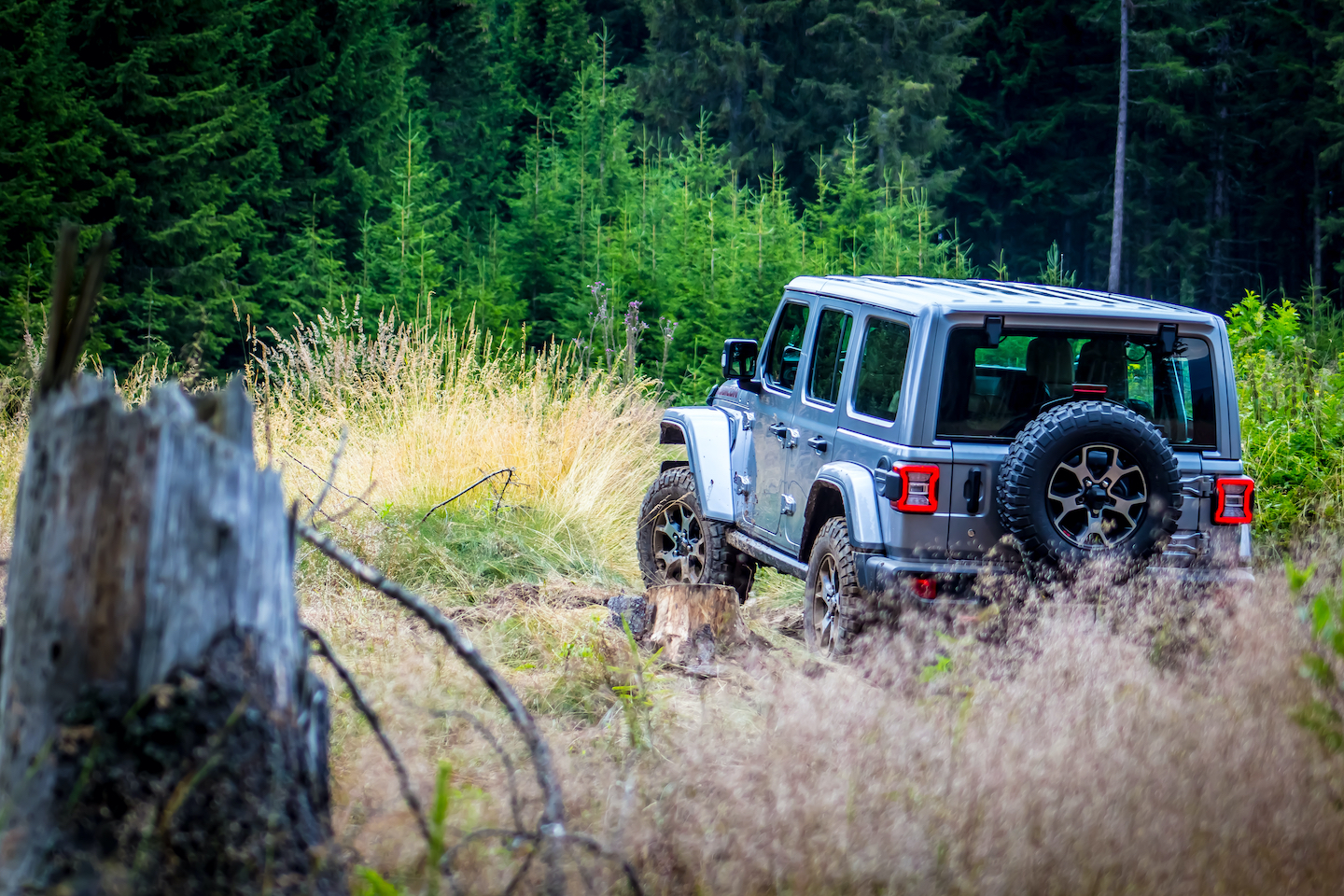 Key Off-Roading Features of the Jeep Wrangler