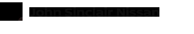 John Sinclair Nissan logo