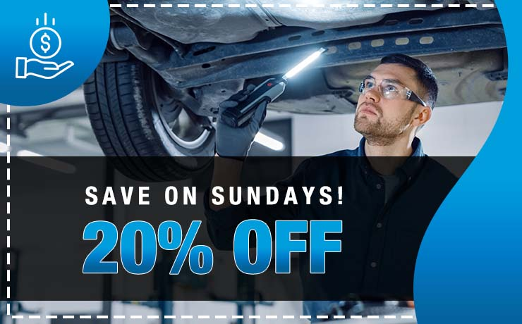 Save On Sundays!