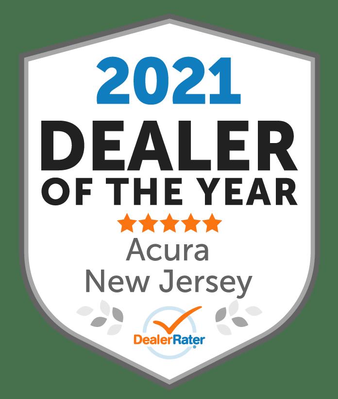 DealerRater 2021 Dealer of the Year