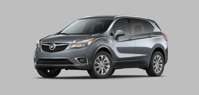 2021 Buick Envision Lease