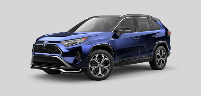 2021 Toyota RAV4 Prime XSE Lease