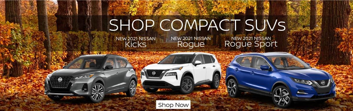 Shop Compact SUVs