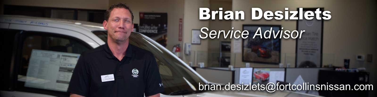 Brian Desizlets
