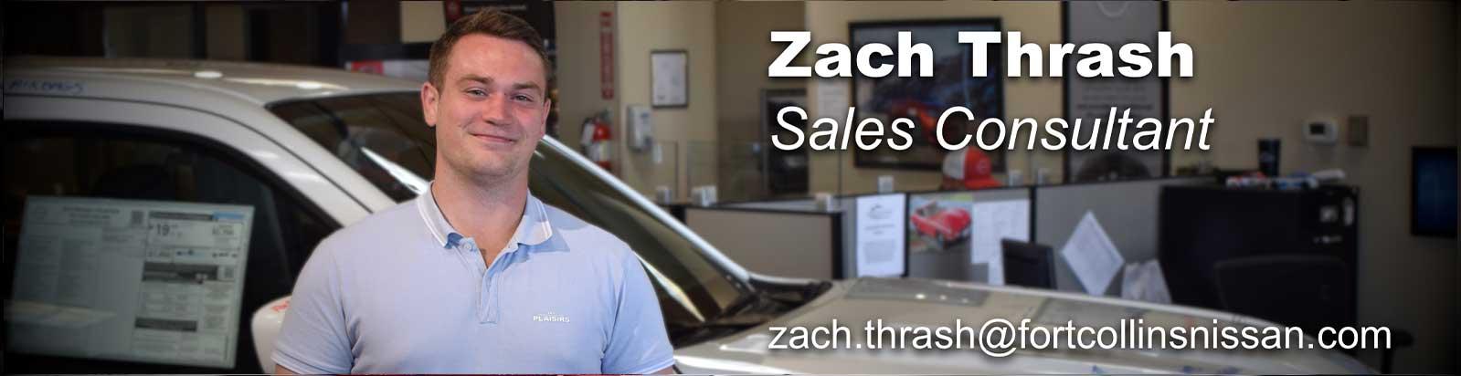 Zach Thrash