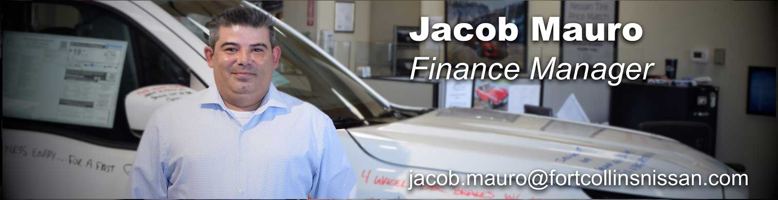 Jacob Mauro