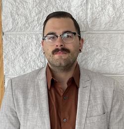 Eric Gustafson Bio Image
