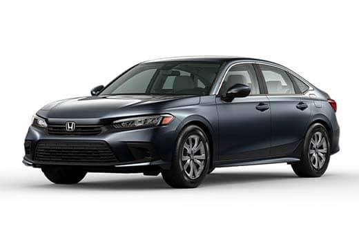 2022 Honda Civic Sedan LX CVT