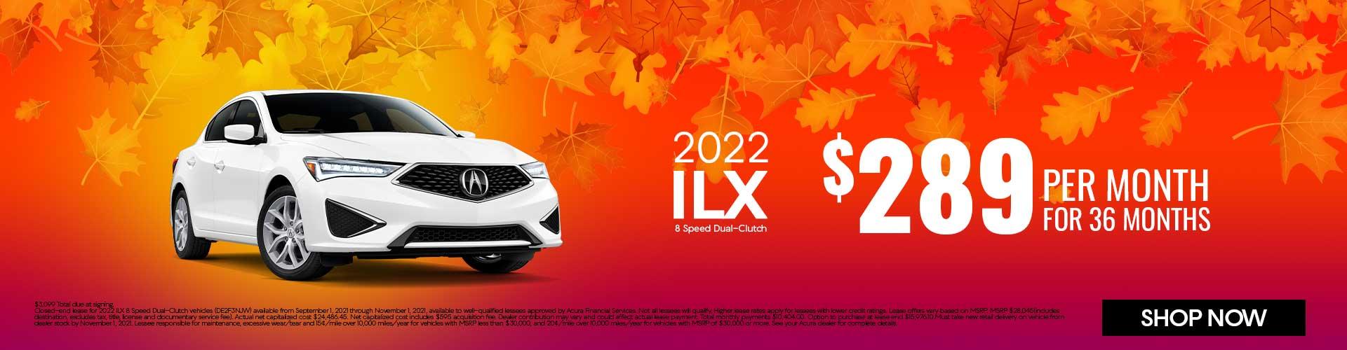 2021 ILX
