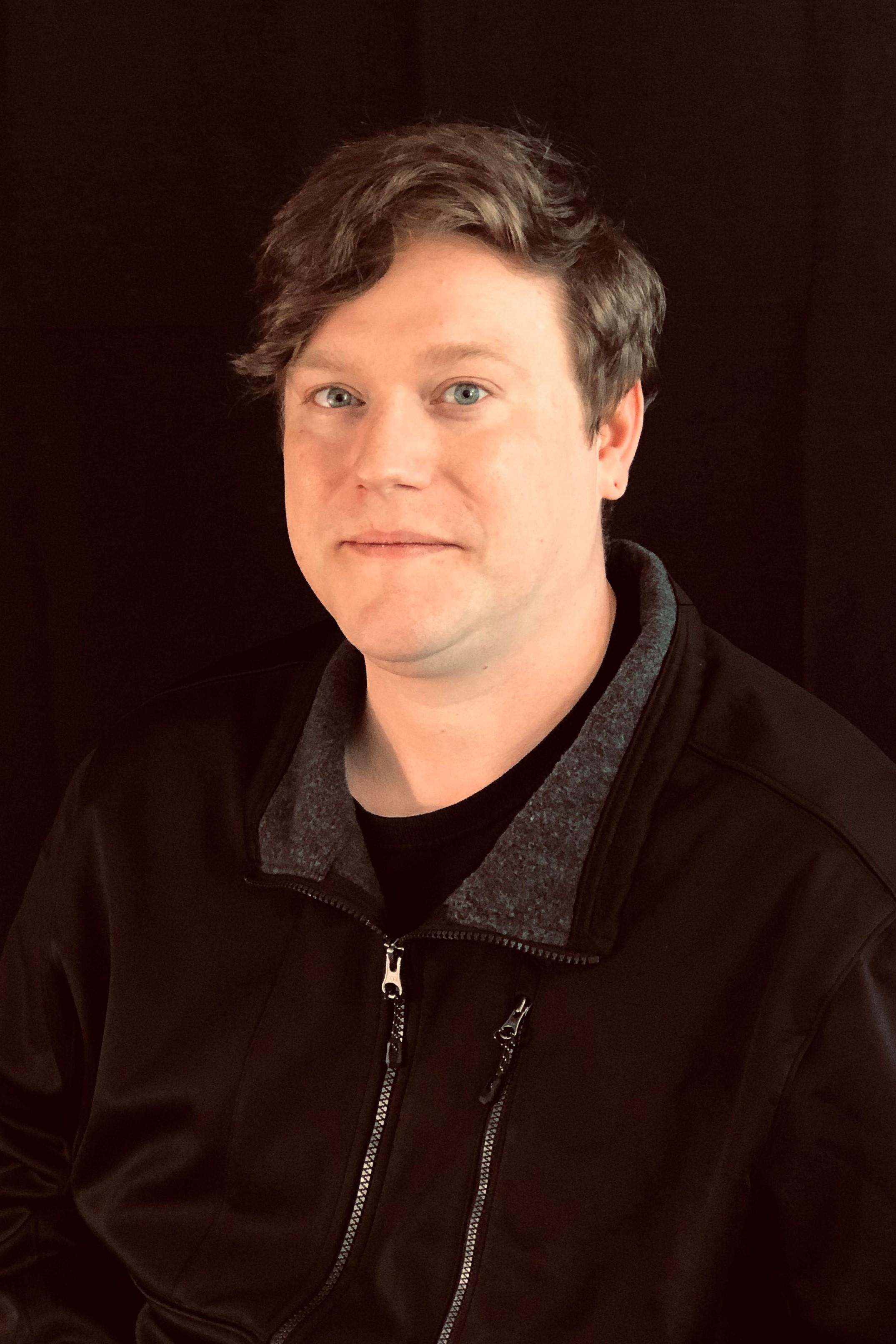 Kirk Tucker Bio Image