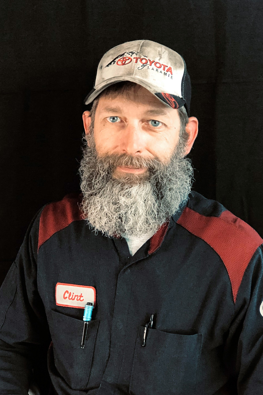 Clint  Page Bio Image