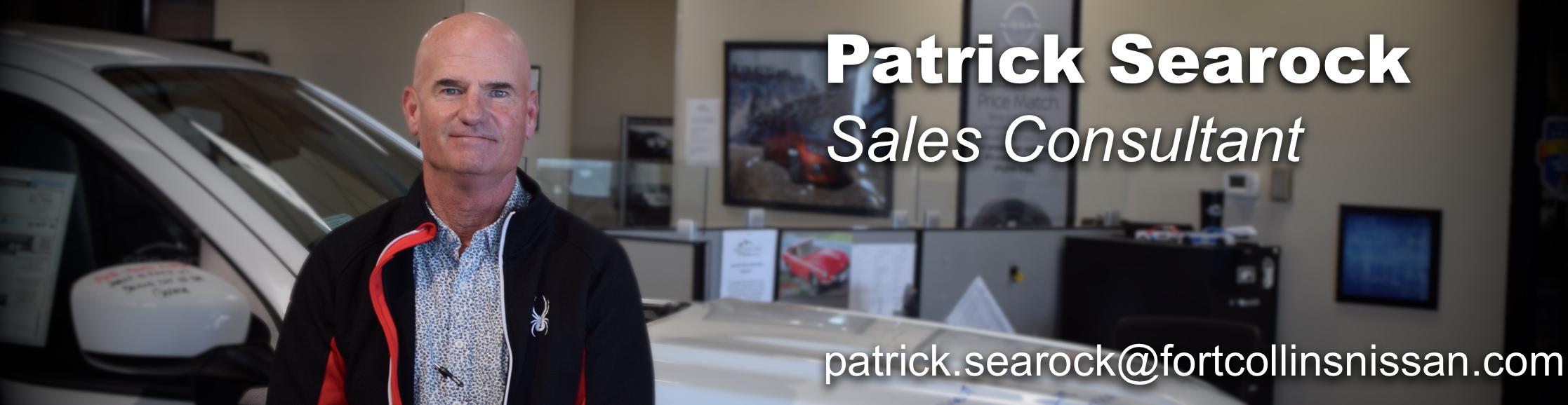 Patrick Searock