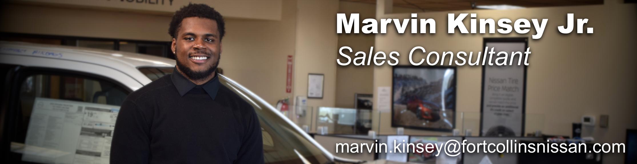 Marvin Kinsey Jr.