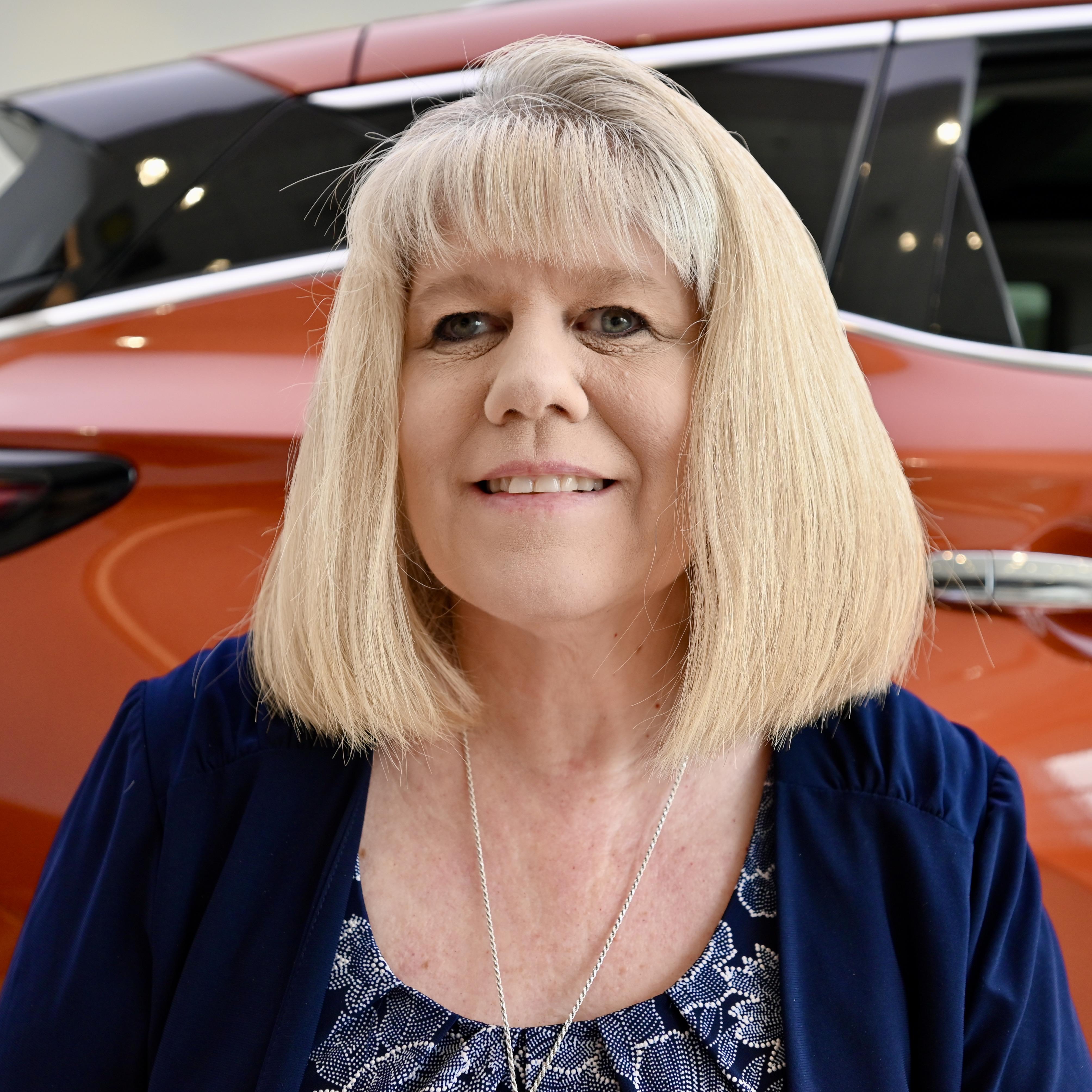 Robyn  Ferrell Bio Image
