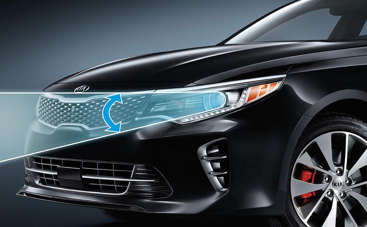 2016 kia optima exterior headlight wheel brakes range