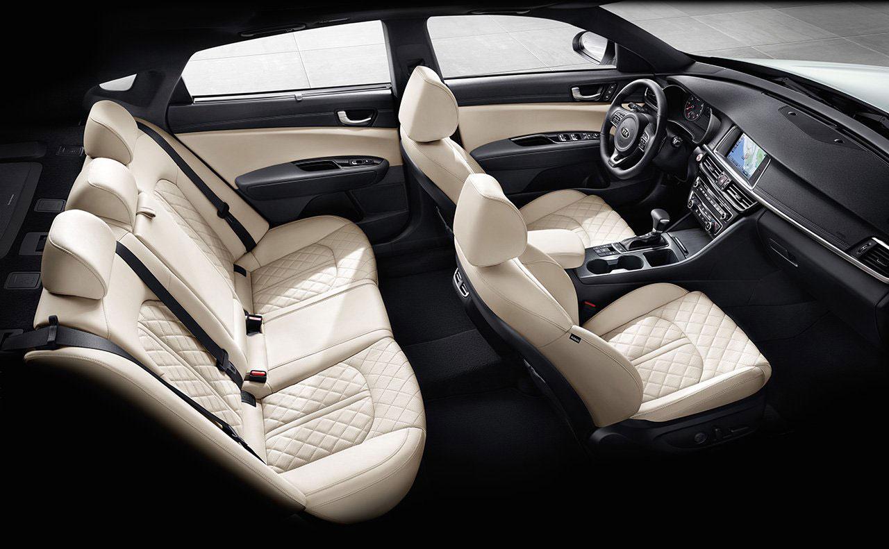 2016 kia optima exterior trunk automatic lift