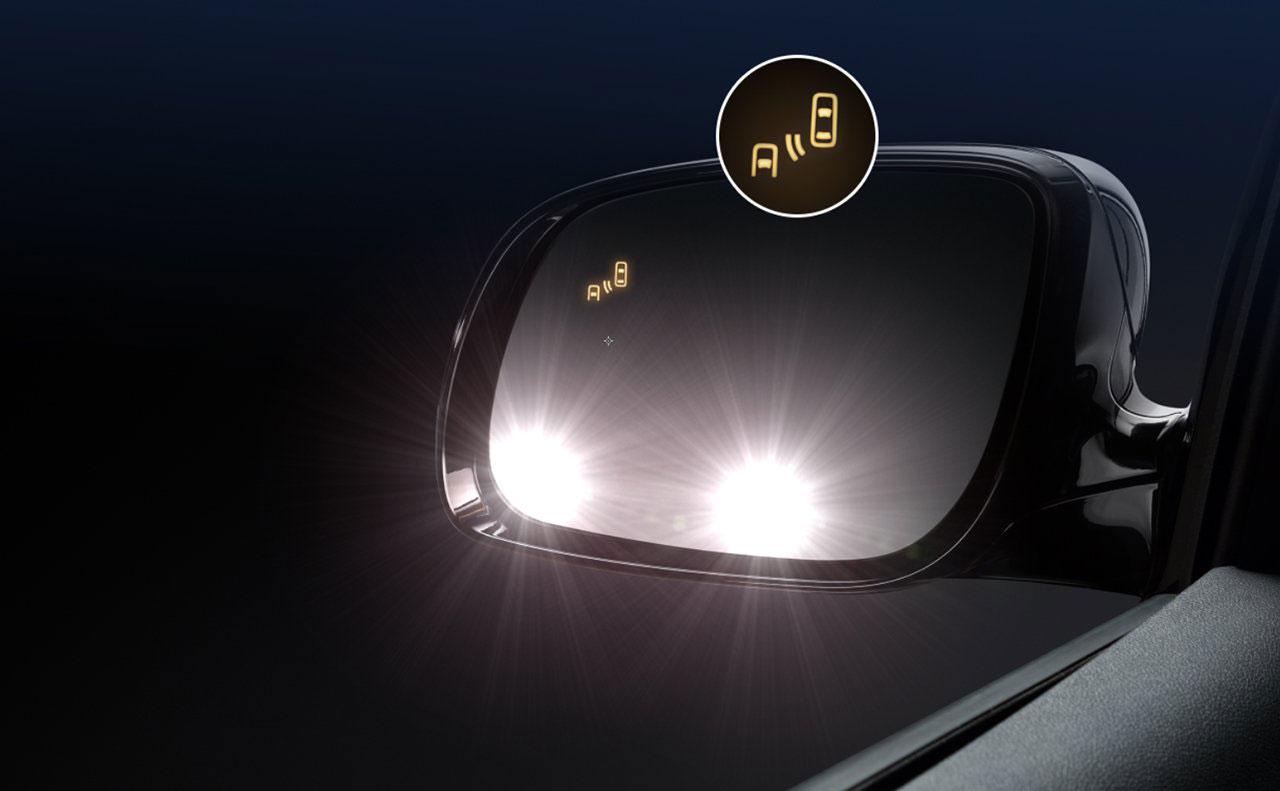 2016 kia sedona exterior mirror sensor
