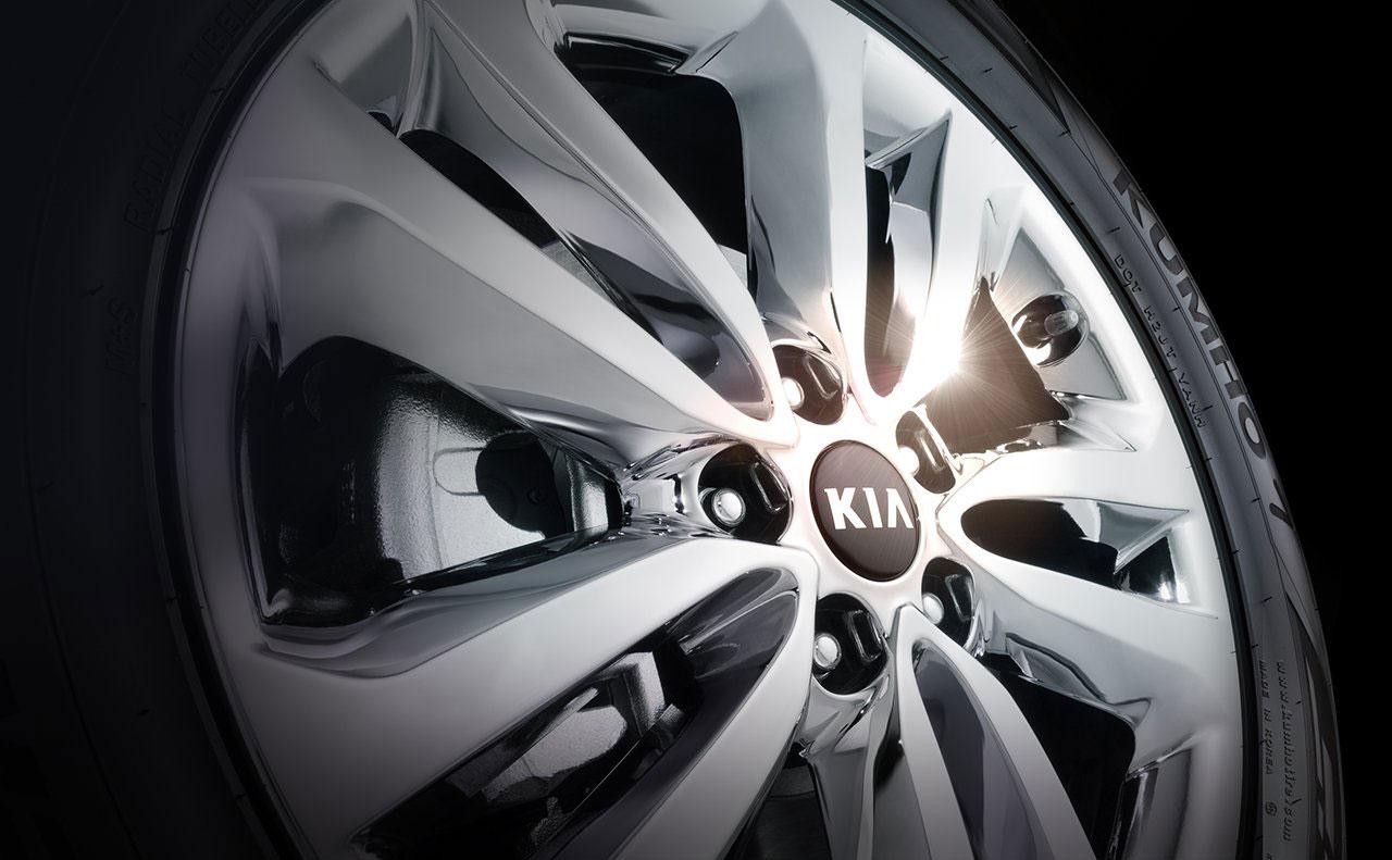 2016 kia sedona exterior wheel rim