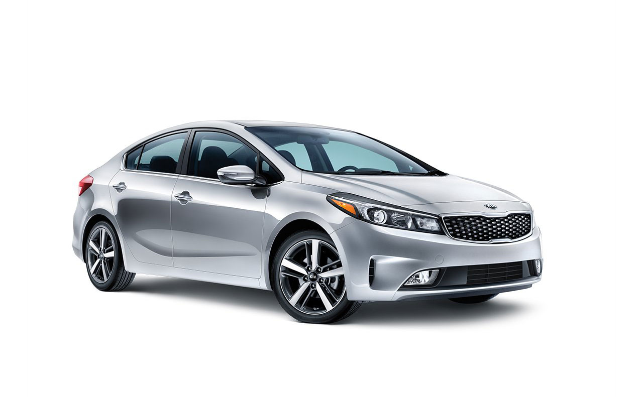 2017 kia forte exterior display front headlights