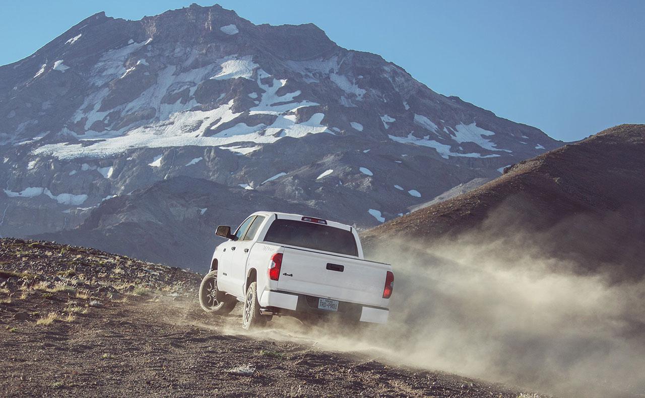 2016 toyota tundra exterior off road rear